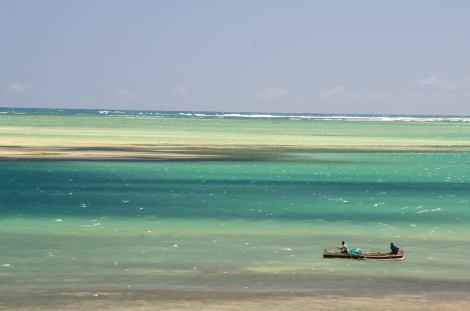 Las espectaculares playas de Ifaty en el Índico