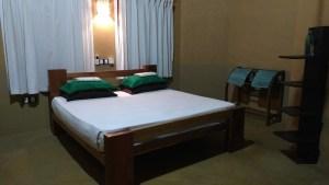 Nuestra habitación en el hotel My Village, Tissa