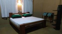 Nuestra habitación en el hotel My Village, Tissa, Sri Lanka