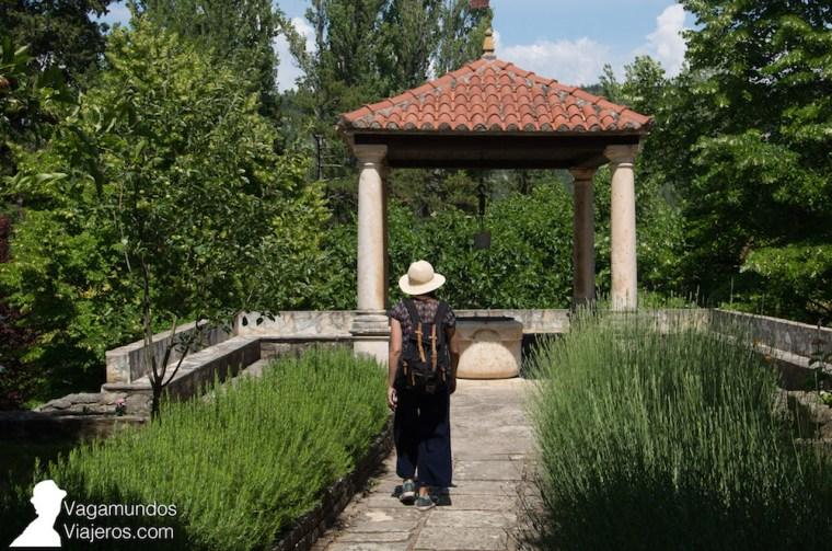 Visita a la isla Visovac y al monasterio franciscano que hay en ella