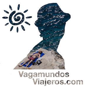 Logo de verano de vagamundosviajeros.com