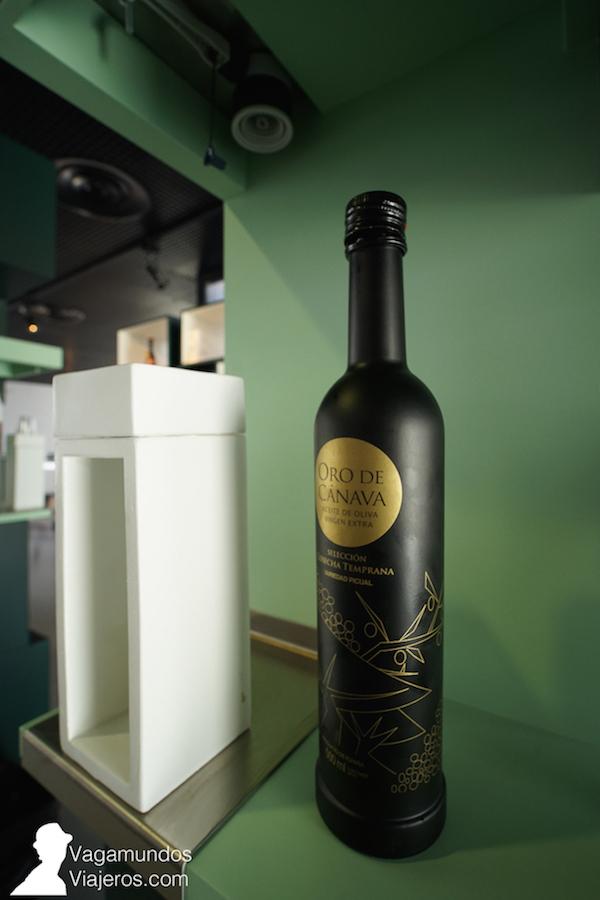 Uno de los aceites que puedes encontrar en la oleoteca de Terra Oleum