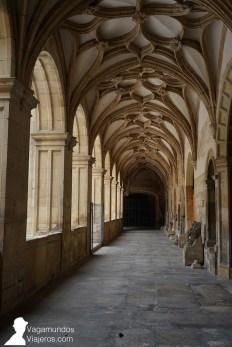 Paseando por la Colegiata de San Isidoro en León