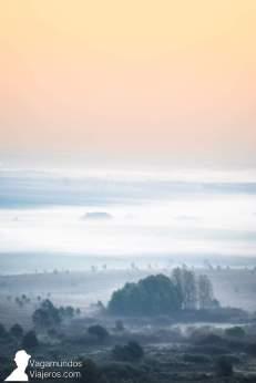 Vistas de la Sierra de la Culebra, Zamora