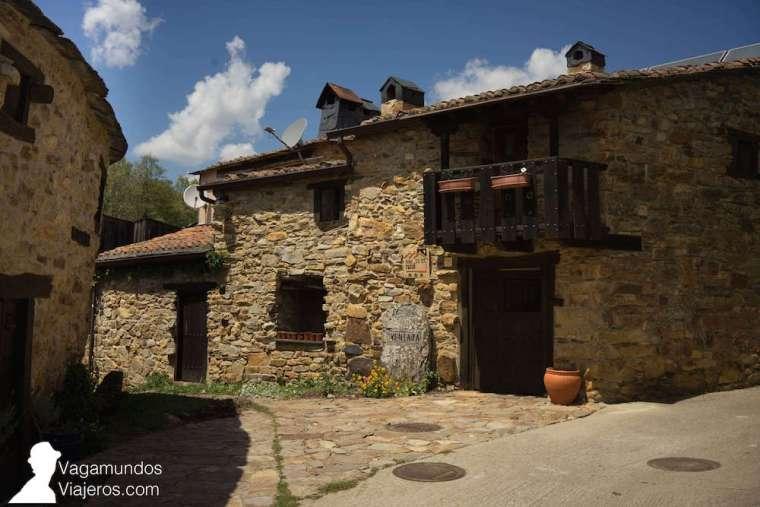 Alojamiento rural Veniata, en la sierra de la Culebra, Zamora
