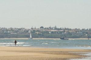 Costa de Huelva, dentro del Parque Nacional de Doñana
