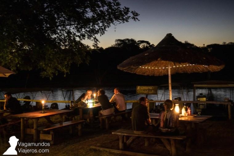El Okavango River Lodge en Maún, Botswana