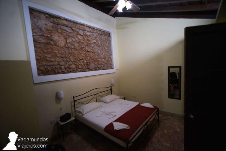 Habitación en Villa Trinidad, Cuba