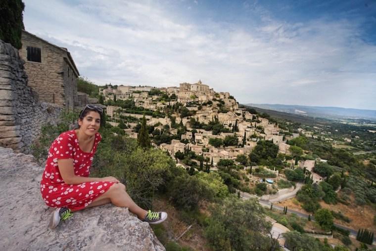 Gordes, uno de los pueblos más bonitos de Francia