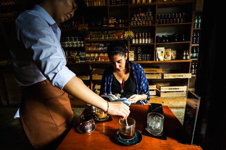 Vietnam es el segundo productor mundial de café