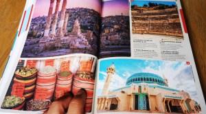 Guía de viaje Lonely Planet de Jordania