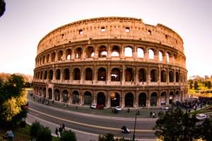 Coliseo de Roma