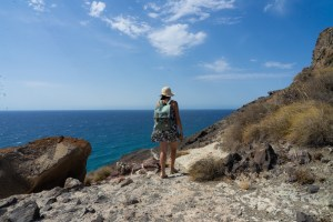 Ruta entre las playas de Genoveses y Mónsul, Cabo de Gata