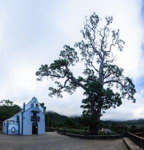 Ermita de la Virgen del Pino en la Caldera de Taburiente, La Palma