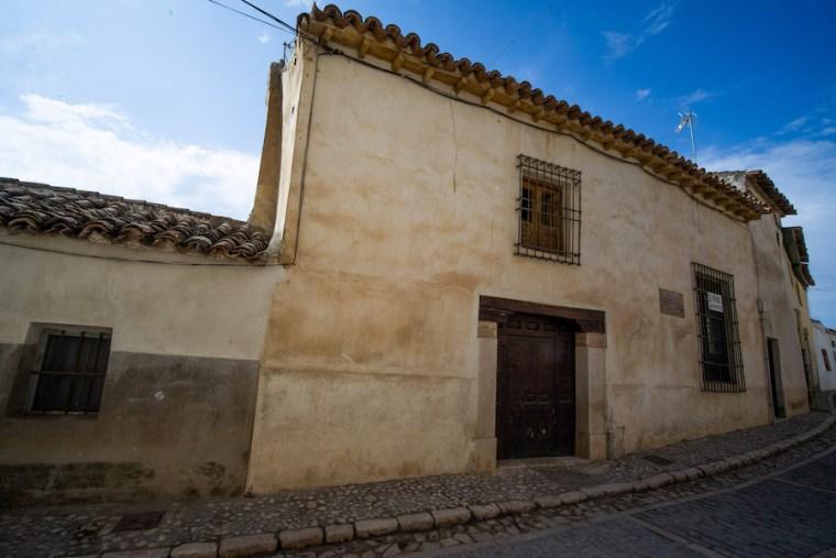 Casa donde vivió Goya en Chinchón, Madrid