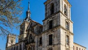 Palacio e Iglesia de Nuevo Baztán, Madrid