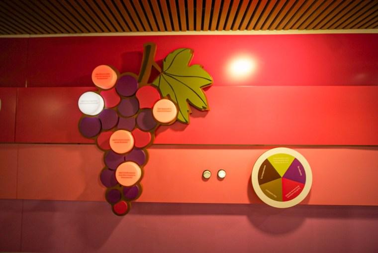 Juego interactivo en el Museo Torre del Vino de Socuéllamos