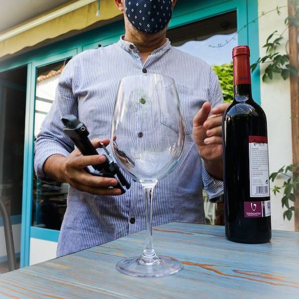 Catas de vinos en Chato Grato, Valdepeñas