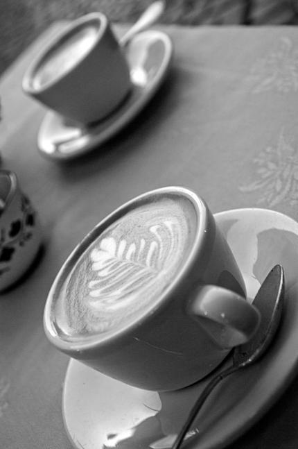Tomando un (auténtico) cappuccino en Roma