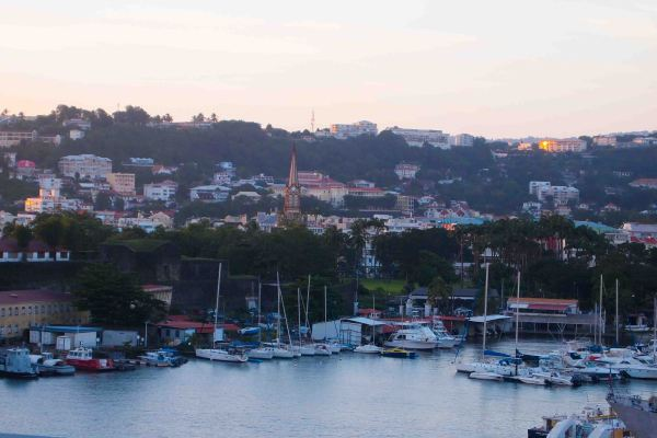 Que ver en Martinica. Fort de France