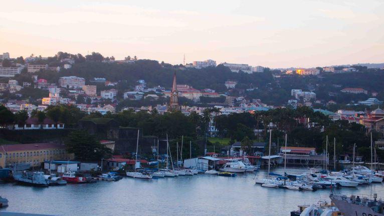 Que ver en Martinica:  Fort De France
