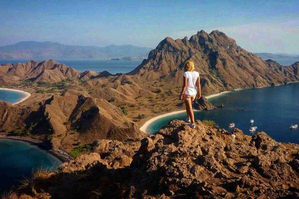 Un día en las Islas de Komodo, Padar, Taka Makassar y Kanawa