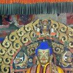 BUDA-MONASTERIO-ERDENE-ZUU-KARAKORUM-MONGOLIA