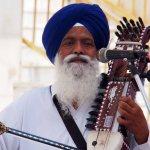 Músicos-templo-dorado-Amritsar