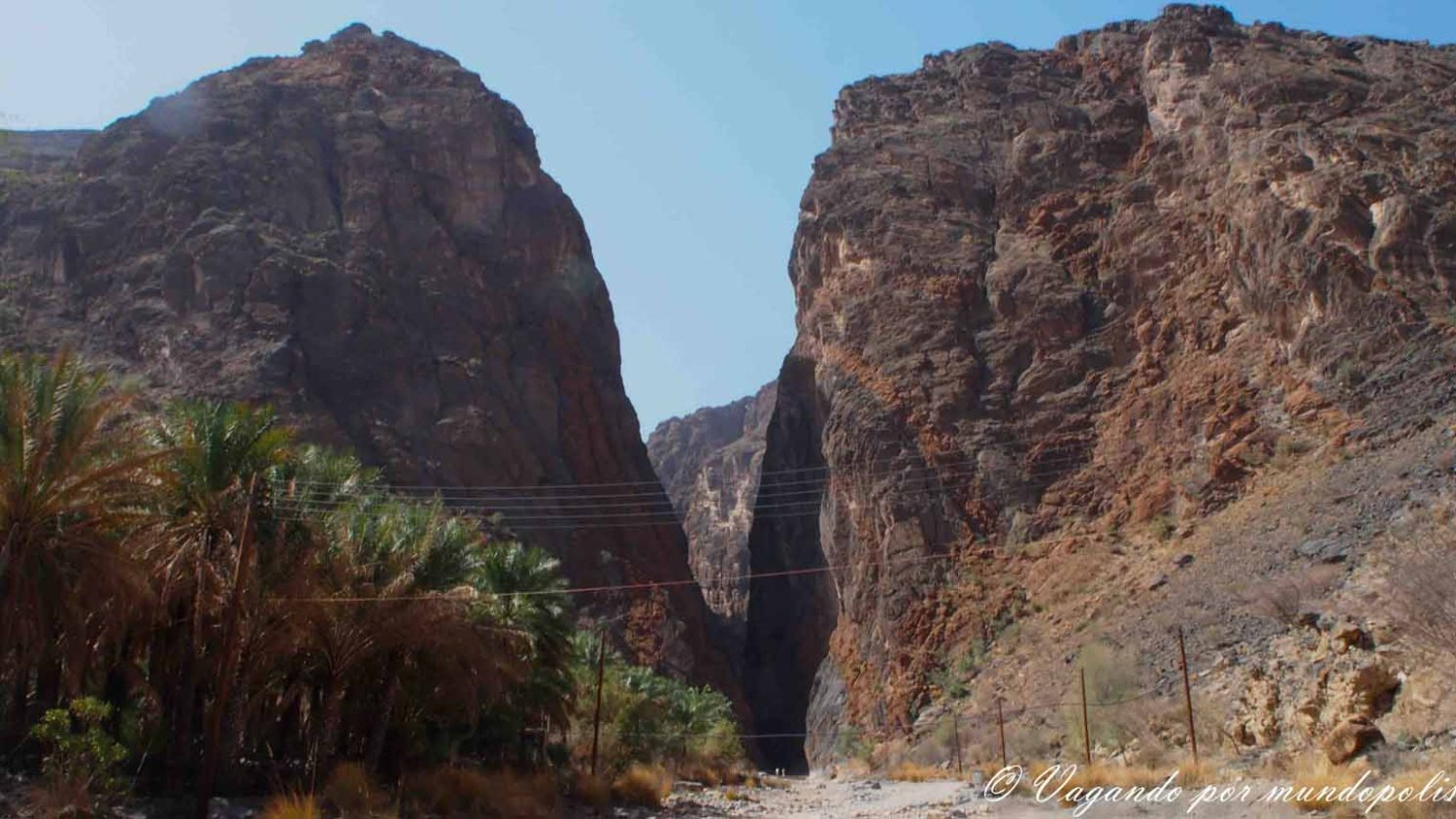 Snake Canyon-Oman