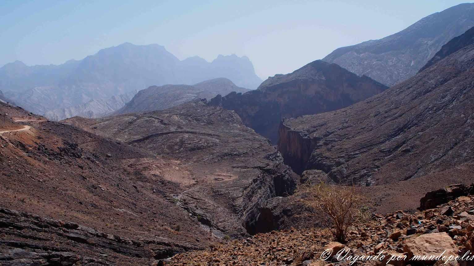 Viajes por Omán-Al Dakhiliya
