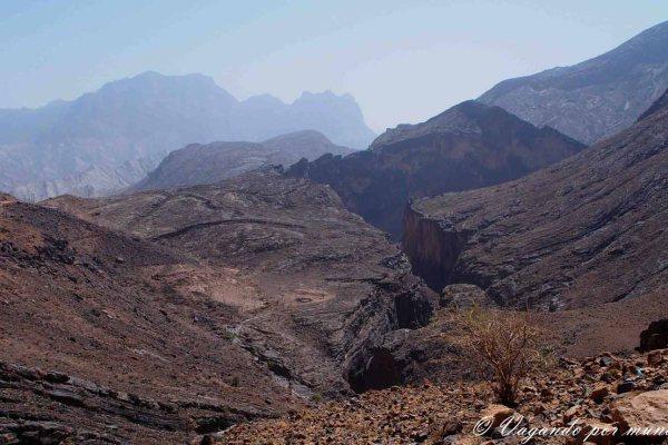 Viajar a Omán. La región de Al Dakhiliya