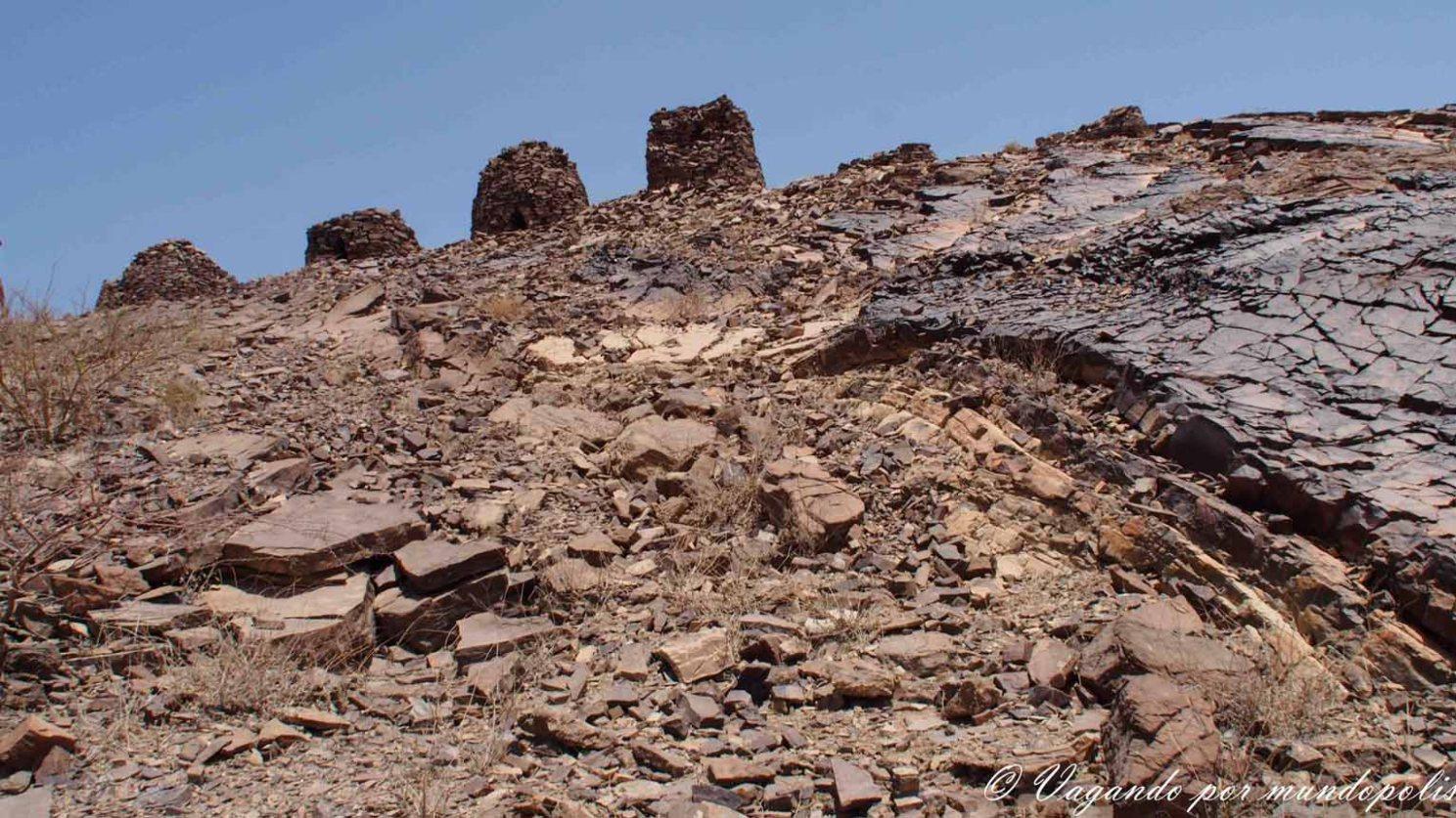 necropolis de Bat