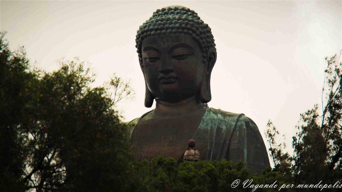La Isla de Lantau: Monasterio Po Lin | Buda Tian Tan | Tai O
