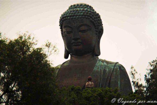 La Isla de Lantau: Monasterio Po Lin, Buda Tian Tan y la aldea Tai O
