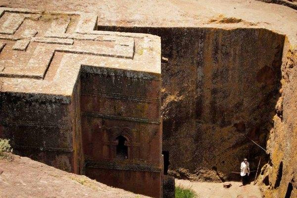 Las Iglesias de Lalibela Etiopía