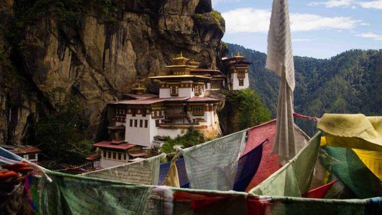 El Nido del Tigre Bhutan: Subida a un monasterio de leyenda
