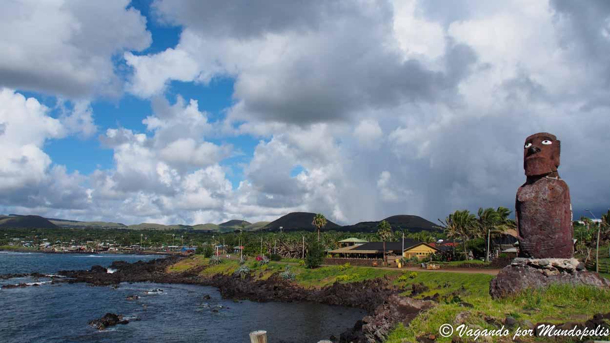 Hanga Roa-Isla de Pascua