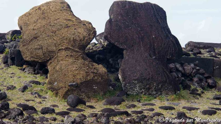 Vaihu-Isla de Pascua