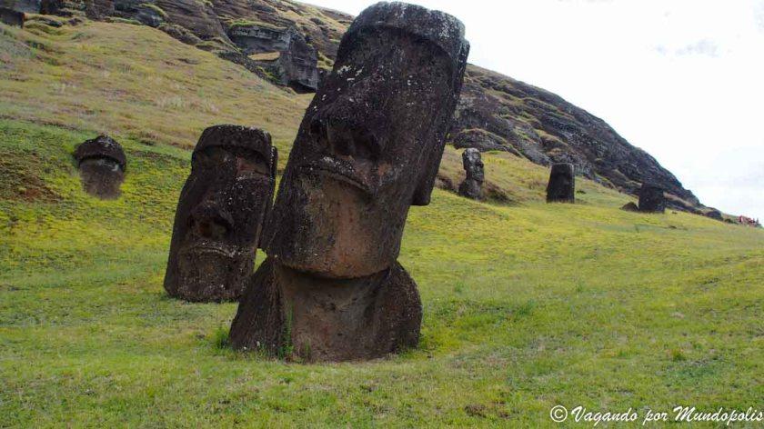 Moai Hinariru