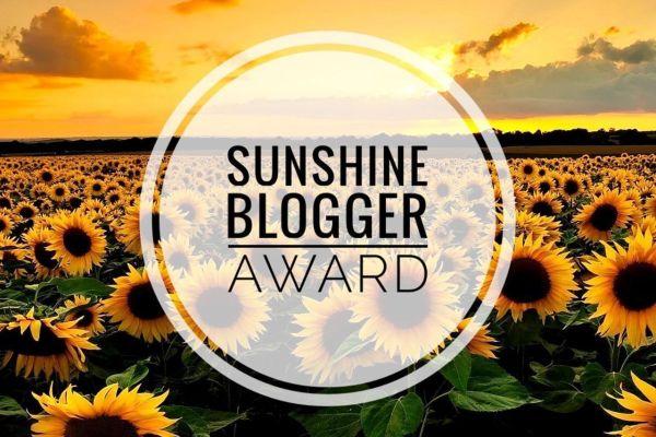 Nominación al Sunshine Award¡¡ Gracias de Nuevo:)
