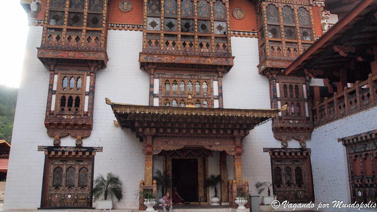 punakha-dzong