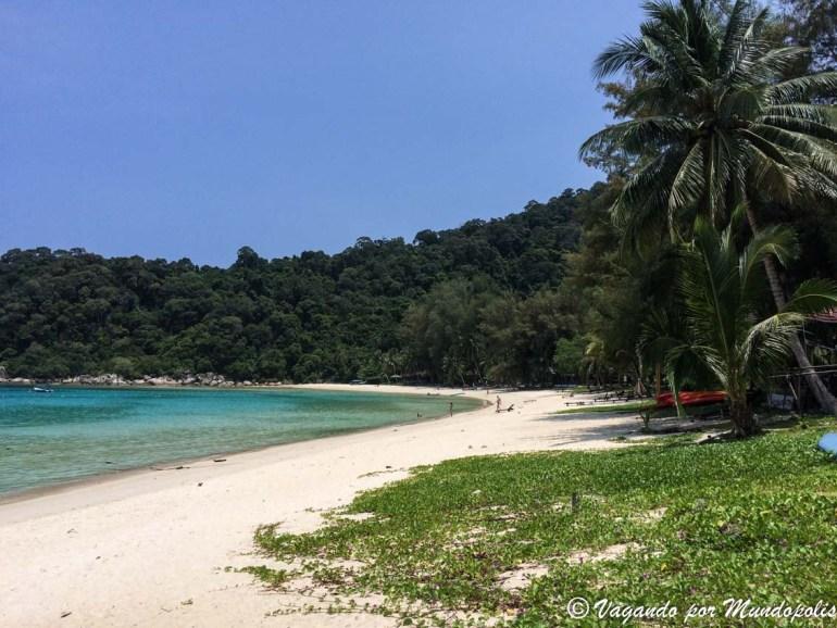 PIR-beach
