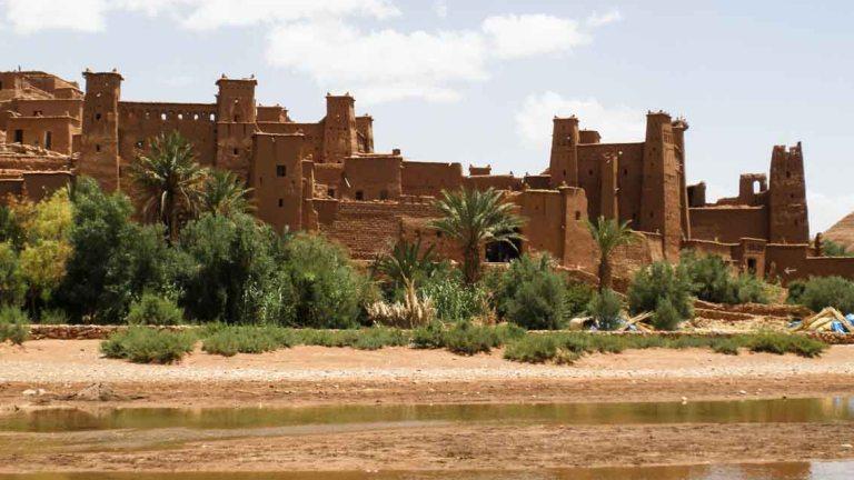 Ait Ben Haddou el Ksar más fascinante de Marruecos