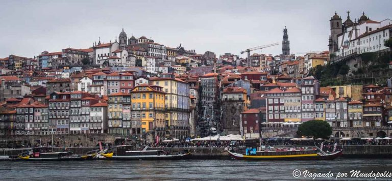 Fin de Semana en Oporto
