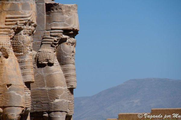 Que ver en Persépolis, Las Ruinas de un Imperio
