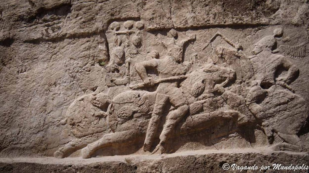 Relieve-de-Bahram-II
