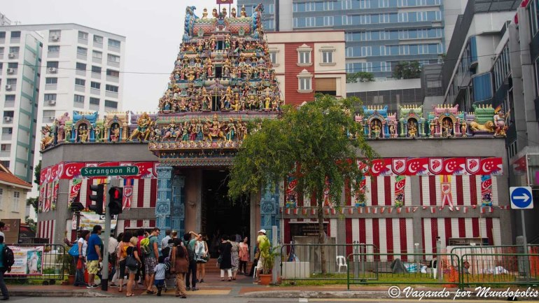 little-india-singapur
