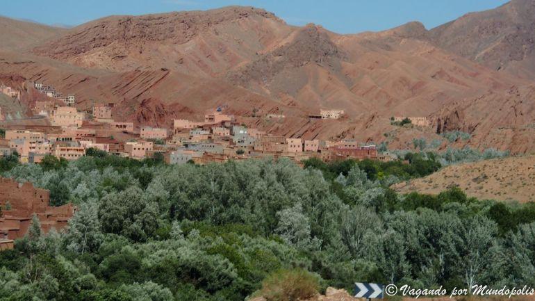 valle-dades-ruta-de-las-mil-kasbahs-marruecos