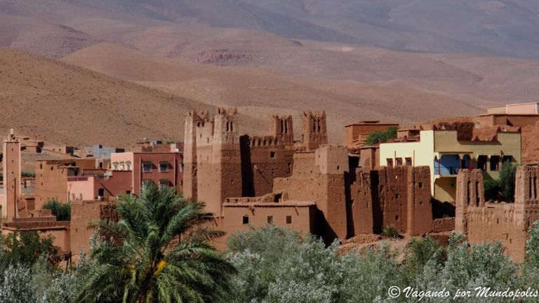 Ruta de las Mil  Kasbahs: De Ouarzazate a Las Gargantas Del Dades