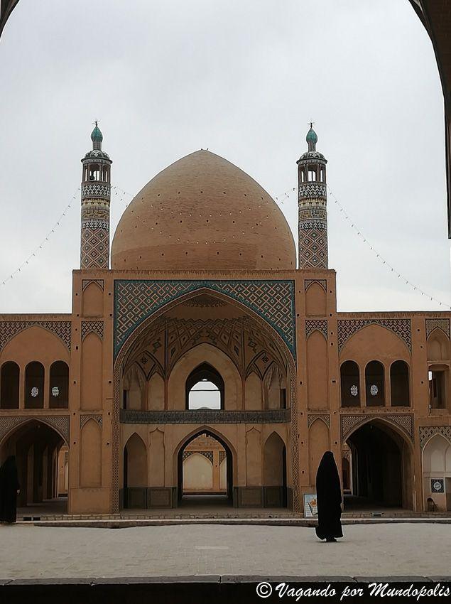 mezquita-agha-borzorg-kashan